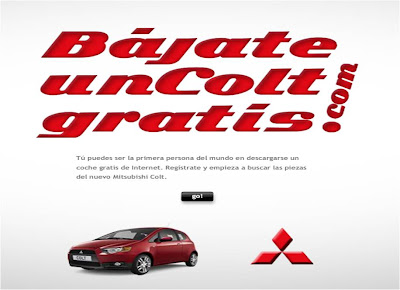 Mitsubishi Download a Colt competition