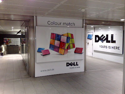 Dell Colour Match Norreport station