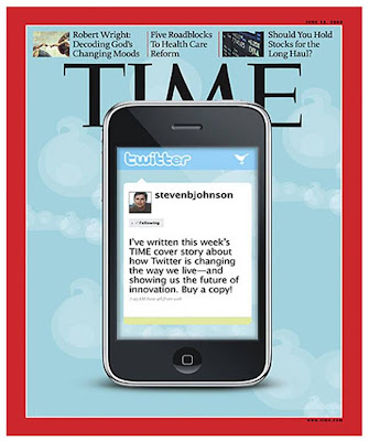 Time Magazine Twitter Cover
