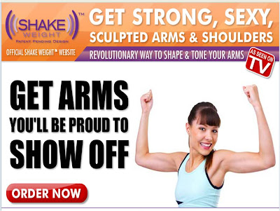 Shake weight from www.shakeweight.com