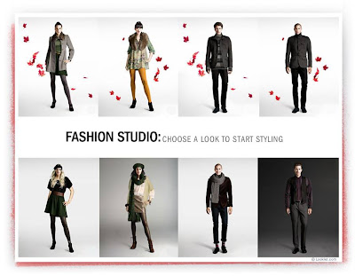 HM Fashion studio start