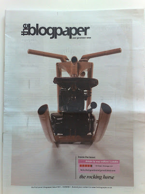 theblogpaper front page