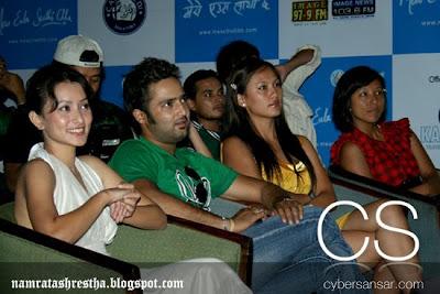Mero Euta Sathi Chha of Namrata Shrestha