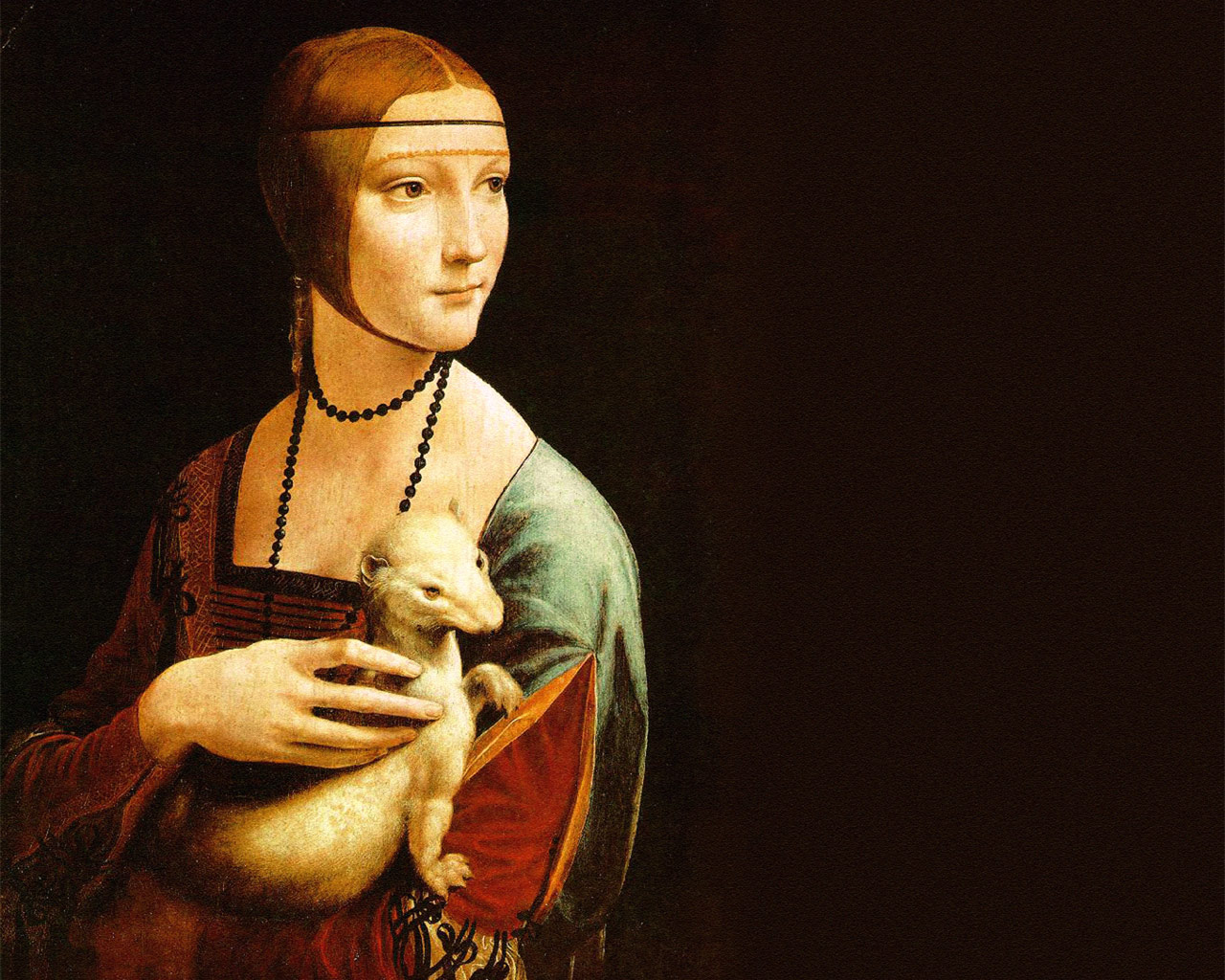 beauty, love and soul: leonardo da vinci (art) Da Vinci Paintings