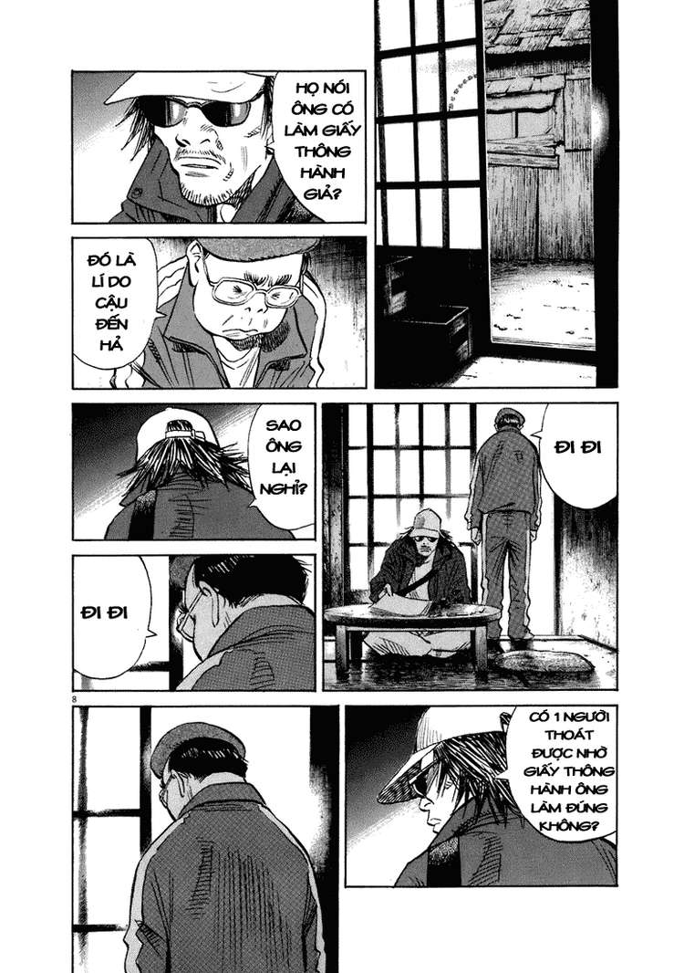 20th Century Boys chapter 207 trang 15