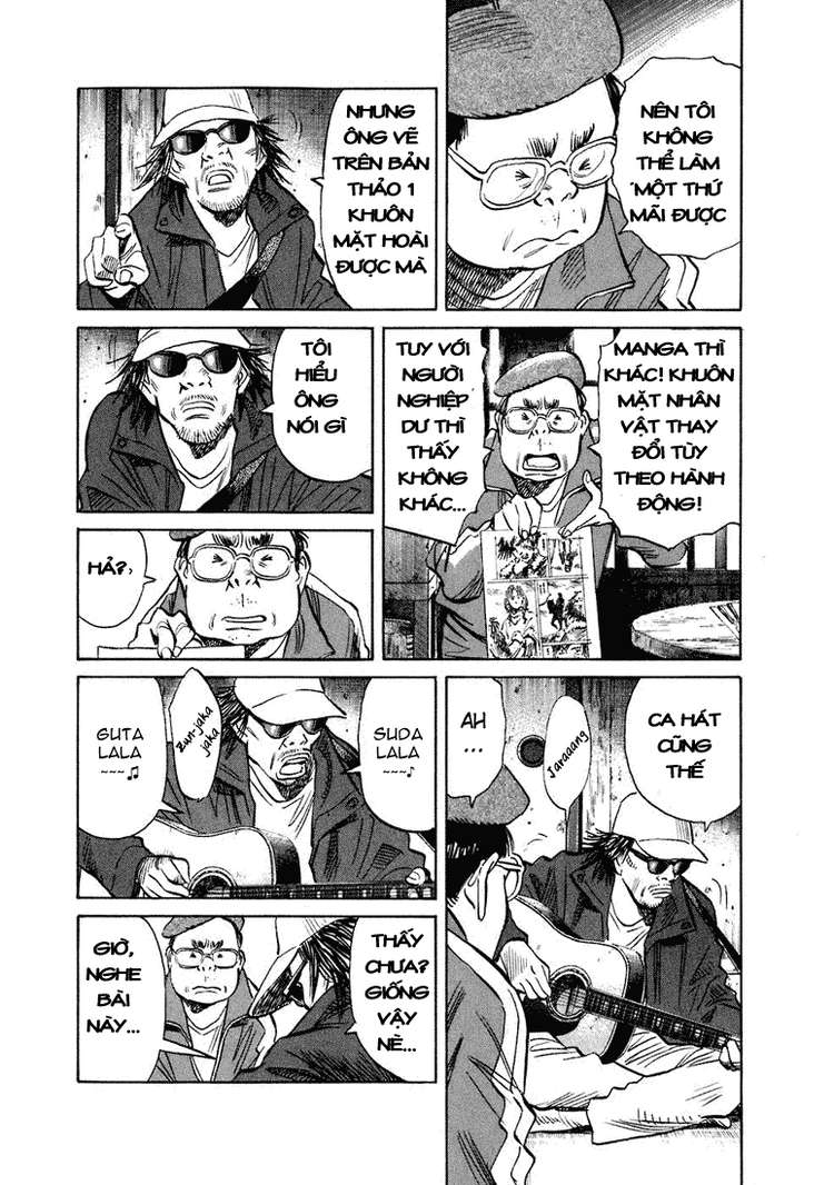 20th Century Boys chapter 207 trang 21