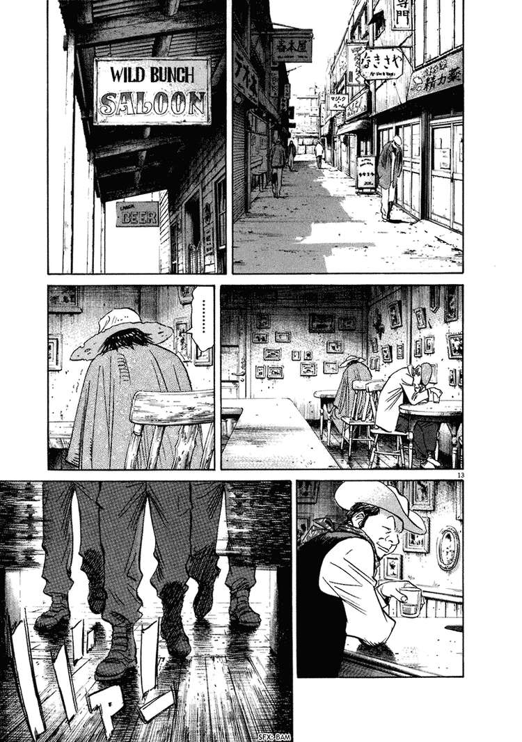 20th Century Boys chapter 207 trang 25