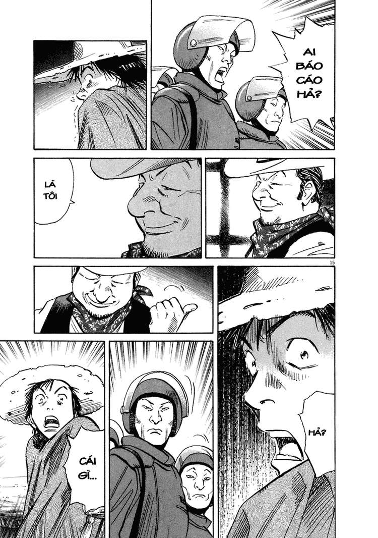 20th Century Boys chapter 207 trang 29