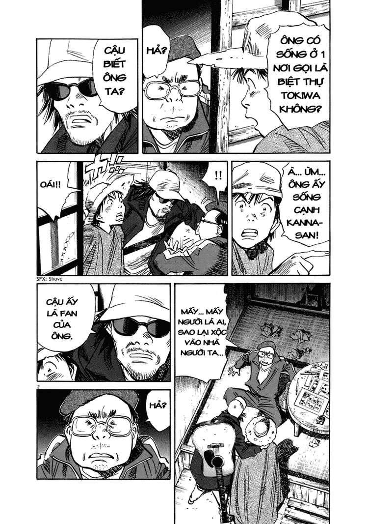 20th Century Boys chapter 207 trang 3