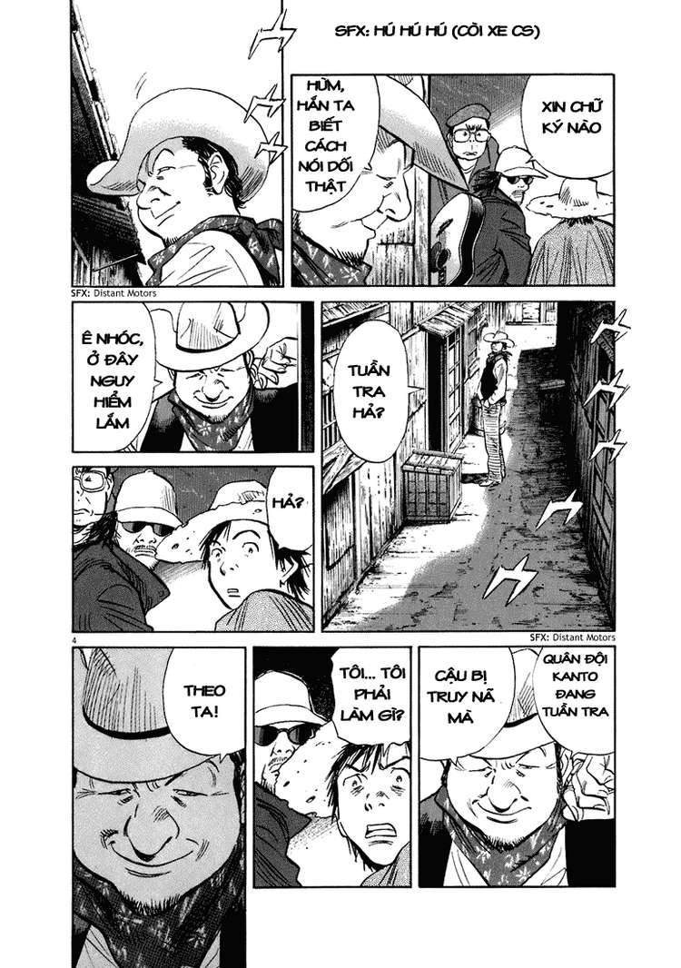 20th Century Boys chapter 207 trang 7