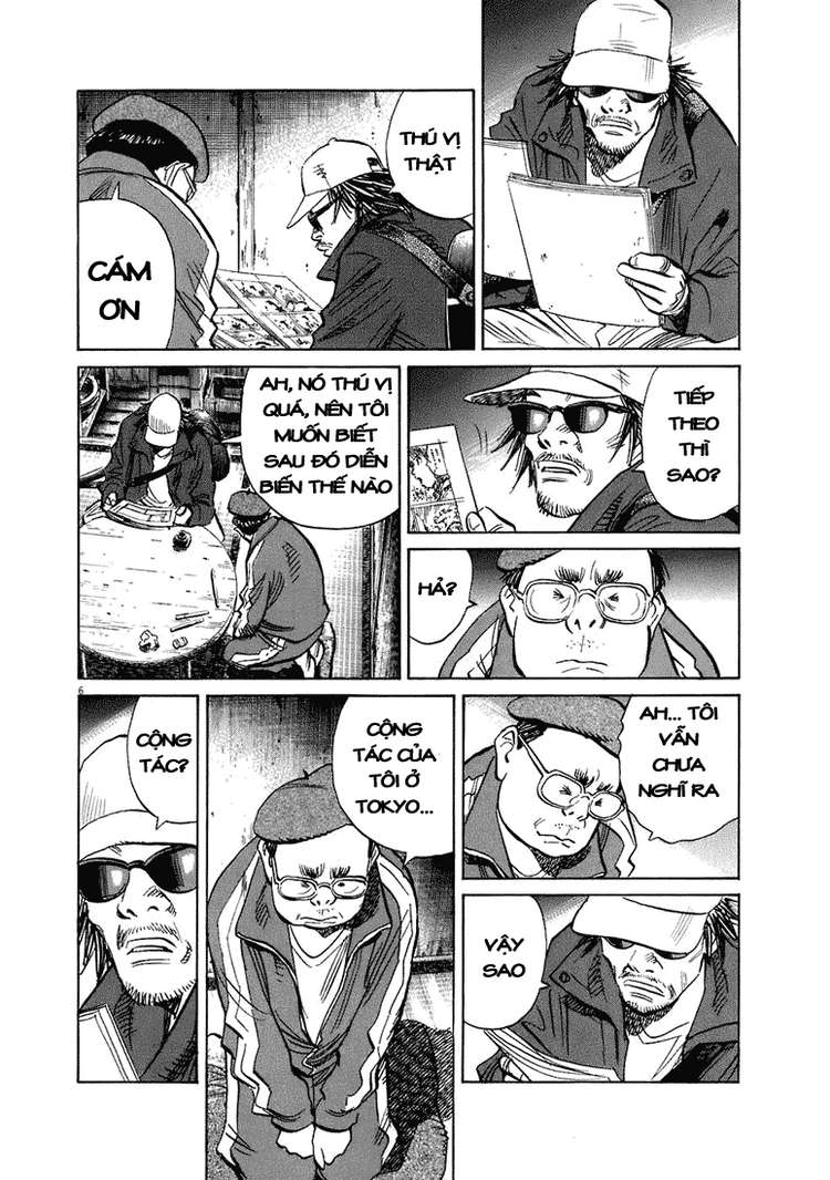 20th Century Boys chapter 207 trang 11