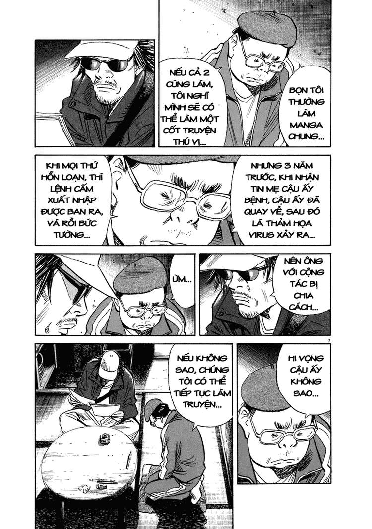 20th Century Boys chapter 207 trang 13