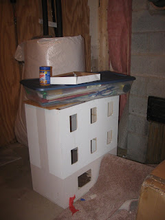 The doll house I am making