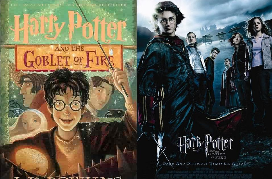 Kinematoscope Transfigurations Harry Potter And The Goblet Of Fire