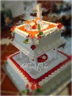 Dominican Cake   Mari's Cakes (English)