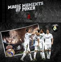 Magic Moments of Poker con las estrellas del Real Madrid