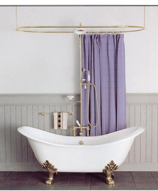 Alle nye Fru Lunas Drømmefabrikk: Vintage Tub and Bath: badekar med NB-23