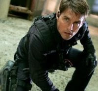 Tom Cruise - Mission Impossible 4