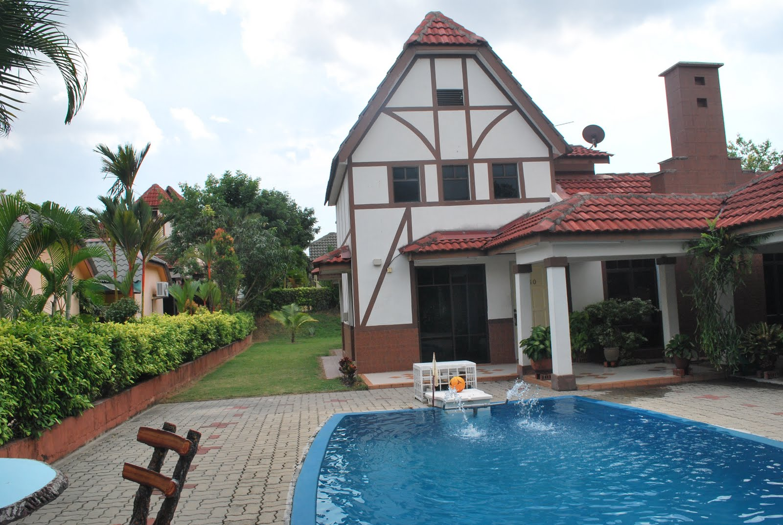 A Famosa Resort Holiday Bungalow A'famosa Private