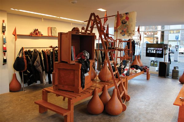 Henrik Vibskov's Travelling Store