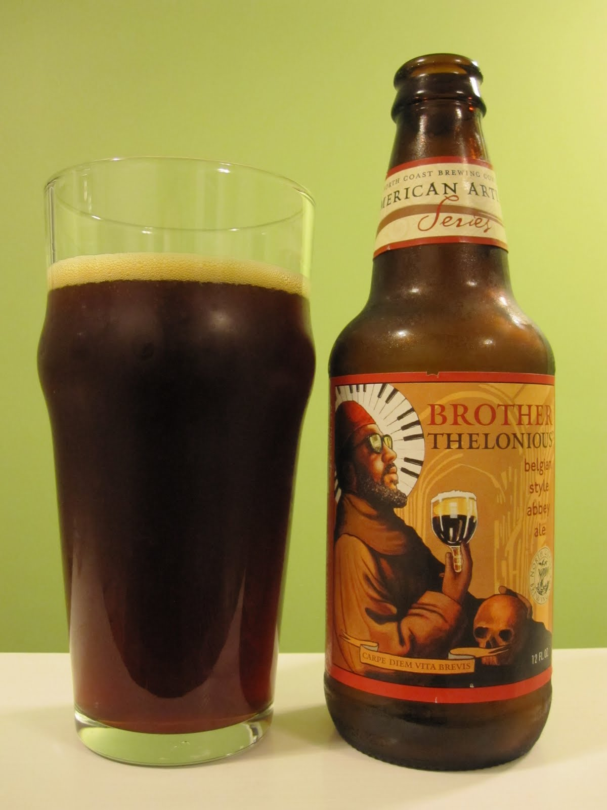 PEI Beer Guy: Brother Thelonious