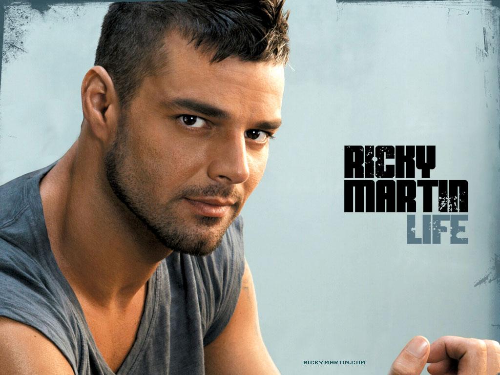 Foto Ricky Martin Keren