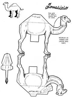 Camel And Needle Page Coloring Pages