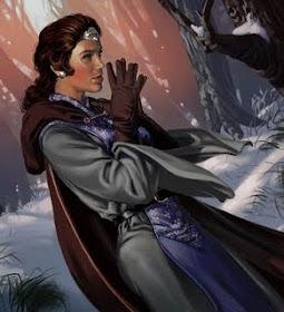 Noires ailes, noires nouvelles... Catelyn+Stark