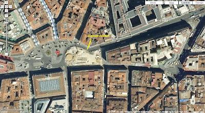Mapa Puerta Del Sol.Spsu Madrid 08 El Mapa Del Puerta Del Sol