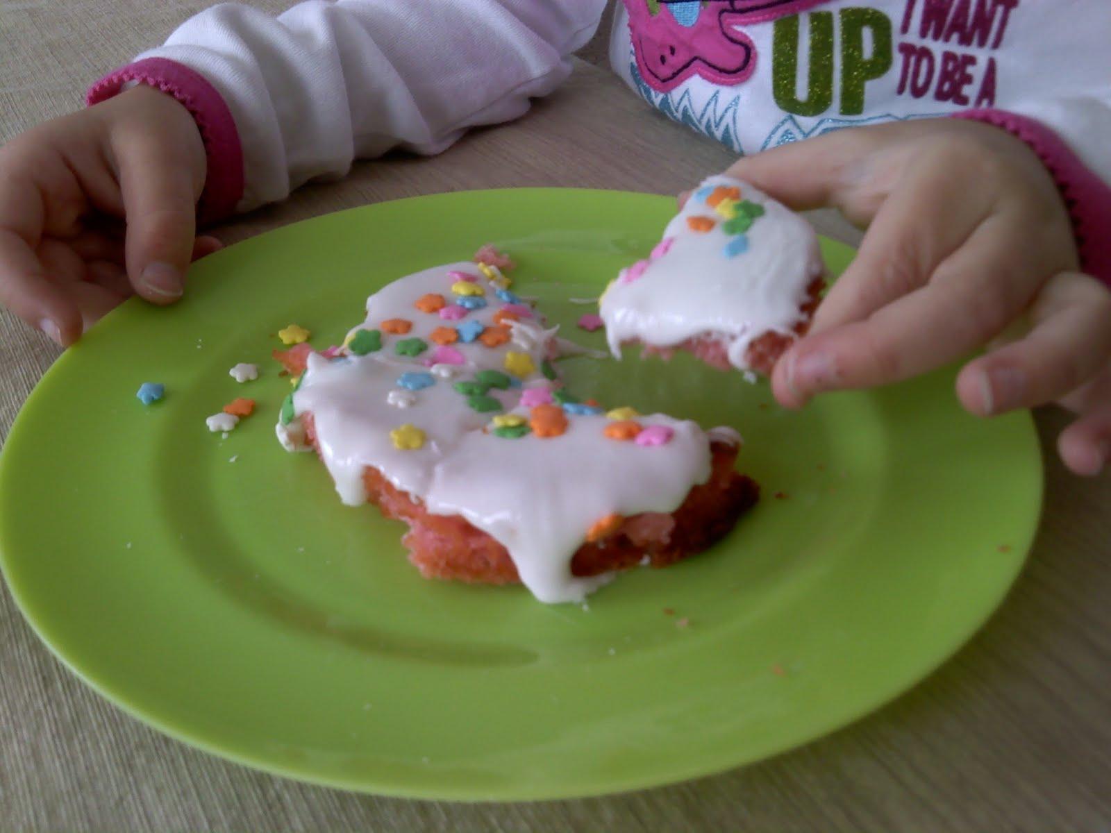 Easy Bake Cake Recipe