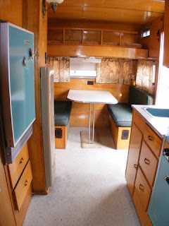 Travel Trailers 1965 Franklin 18 Footer