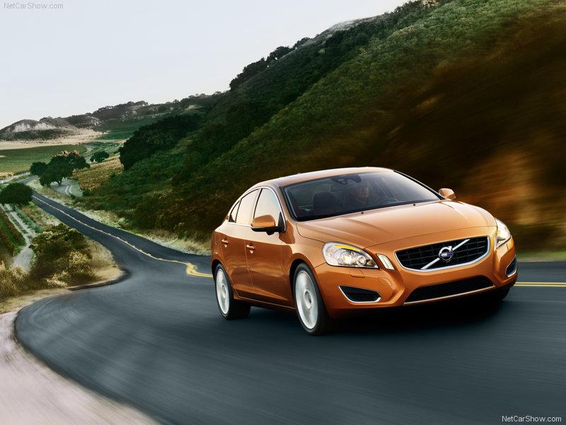 Wallpaper Gambar Mobil Sport: Gambar Mobil Sedan Volvo Seri S60