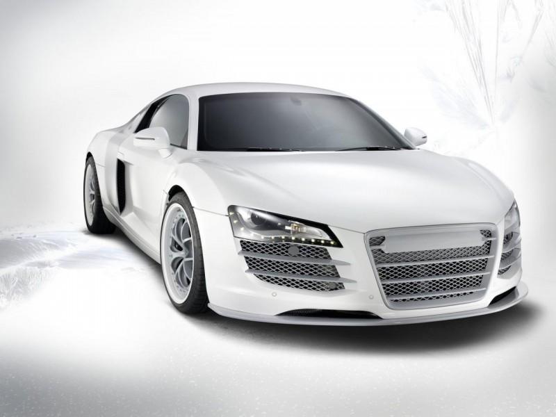 Wallpaper Mobil Audi Sport: 2011 Eisenmann Tuning Audi R8 Spark Eight