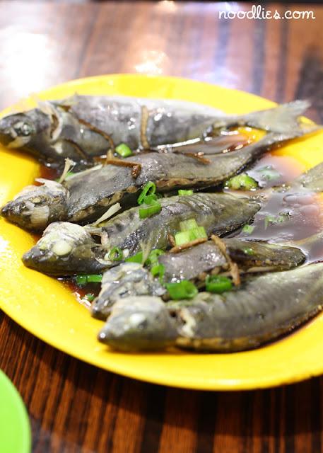 Tong tai seafood restaurant hong kong a sydney food for 456 fish menu