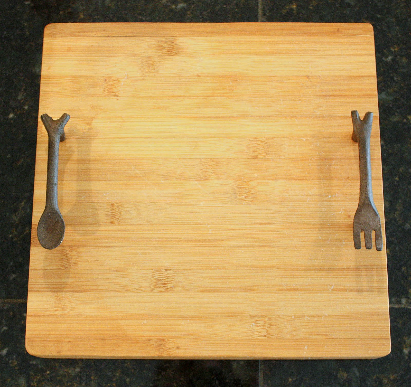 Cutting Board: DIY Cutting Board