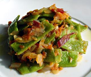 Falsarius Chef Blog De Cocina Fácil Y Recetas Para El Día A Día Judias Verdes A La Traicionera
