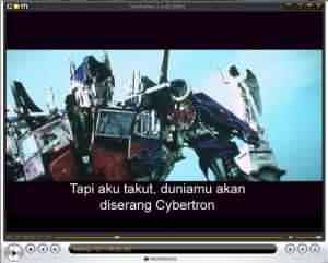 Contoh Subtitle Indonesia Film