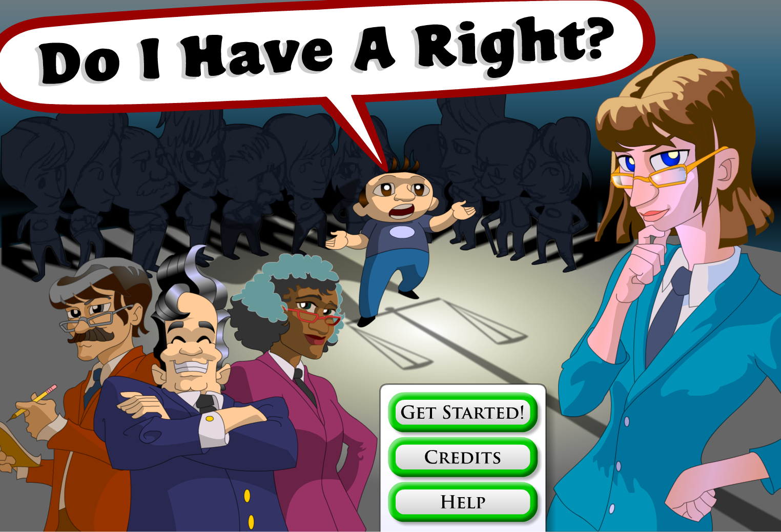 Learning By Doing Civics Through Serious Games