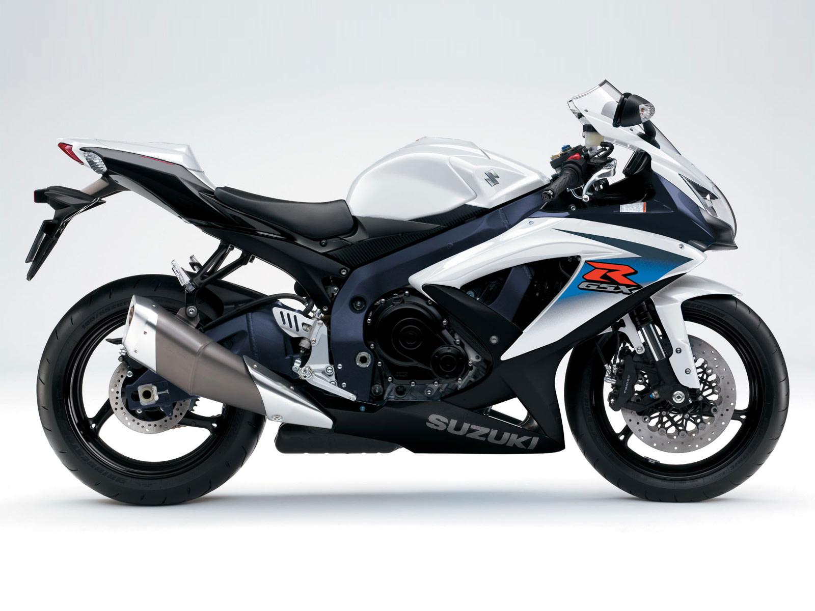2010 Suzuki Gsx R750 Motorcycle Photos