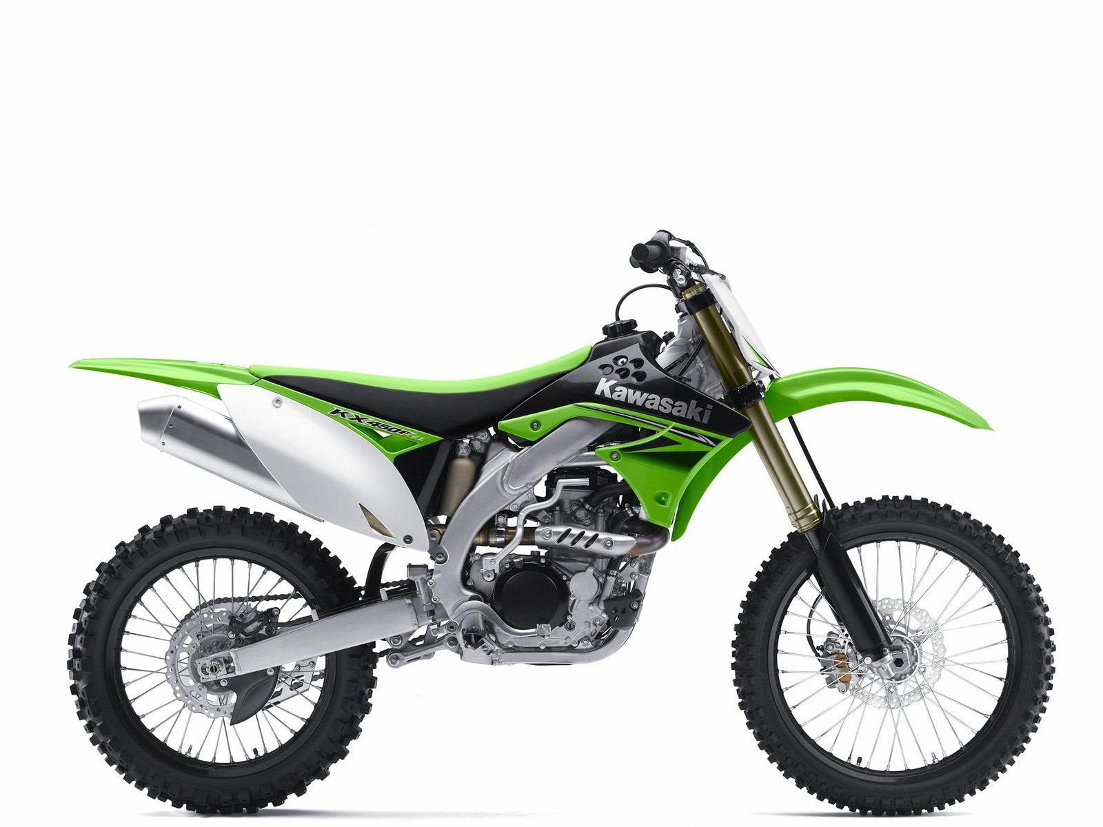 Auto Njamping: The Best Kawasaki KX450F Monster Energy