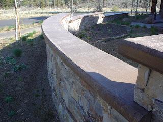 Boisineau Masonry Concrete Wall Caps