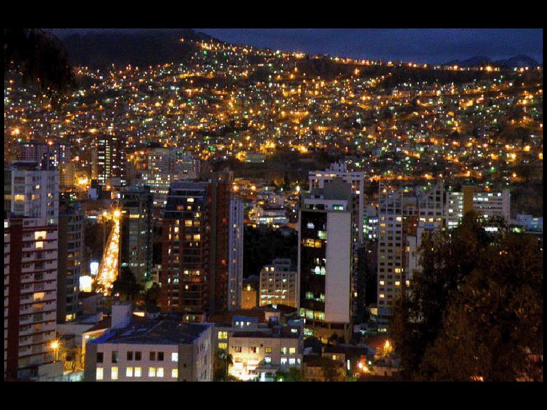 Colegios en La Paz