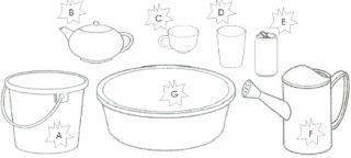 Volume Of Liquid: non-standard liquid measurement