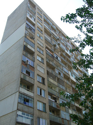 Yambol Apartment Block