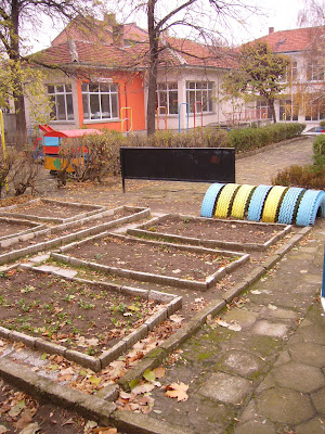 A Yambol 'Nursery' School Playground?