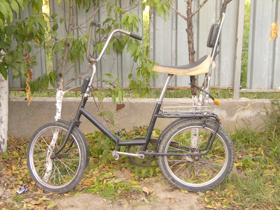A Cute Yambol Bicycle