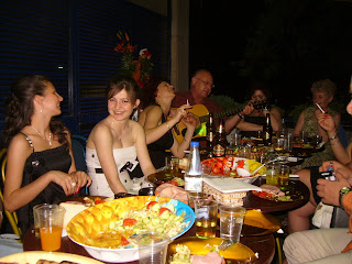 Bulgarian Graduation Party - A Family Affa