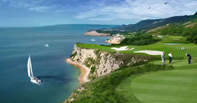 Gary Player And Golf In Bulgaria