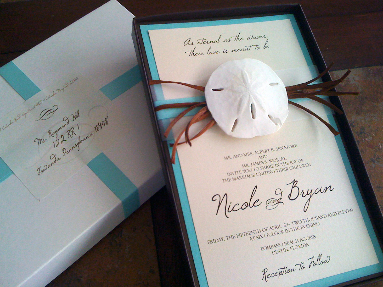 Wedding Invitation In A Box: Kindly R.S.V.P. Designs' Blog: Wedding Invitations