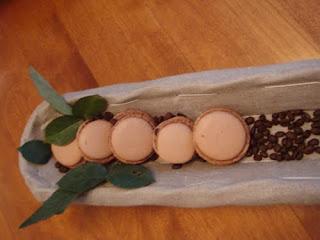 Memorial Macaron Weekend Chocolate Espresso Macaron